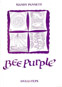 'Bee Purple': cover