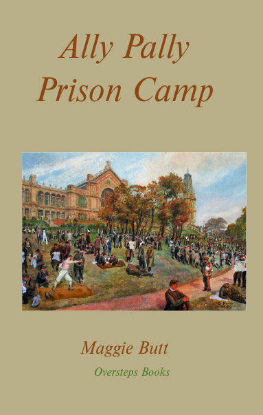'Ally Pally Prison Camp': cover