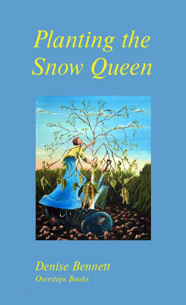 'Planting the Snow Queen': cover