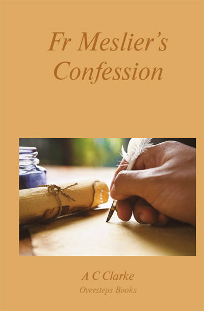 'Fr Meslier's Confession': cover