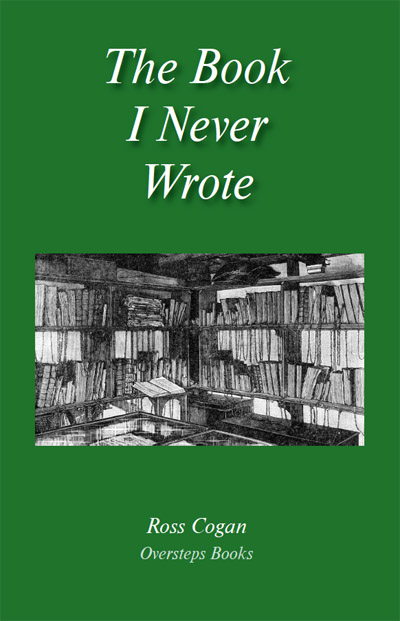 'The Book I Never Wrote': cover