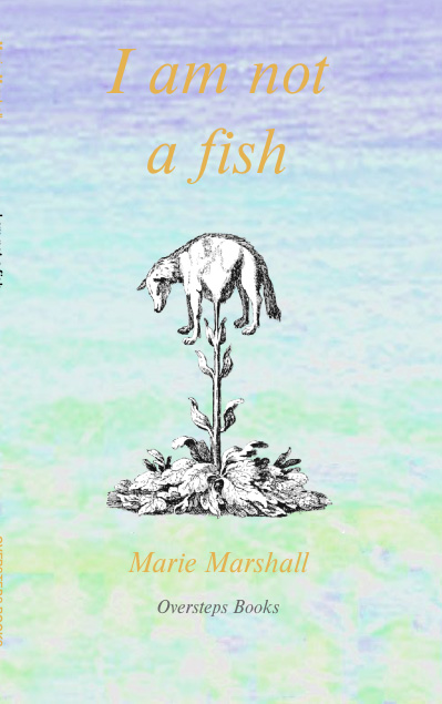 'I am not a fish': cover