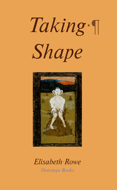 'Taking Shape': cover