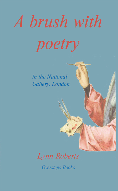 'A brush with poetry': cover