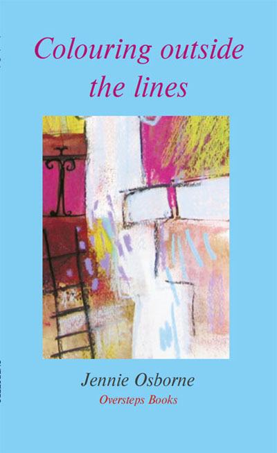 'Colouring outside the lines': cover