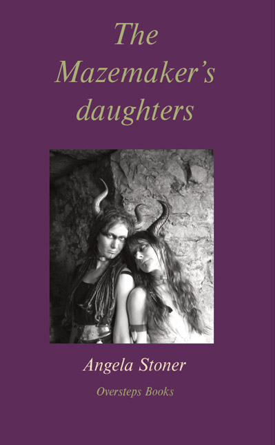 'The Mazemaker's Daughters': cover