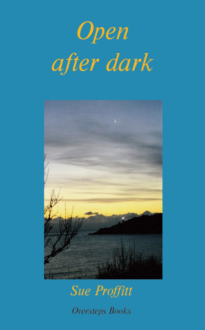 'Open after dark': cover