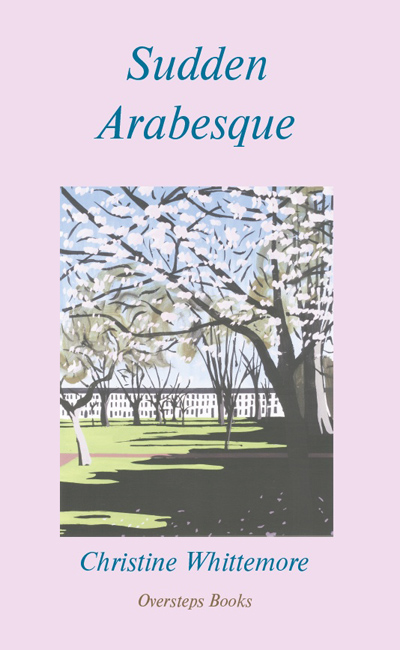 'Sudden Arabesque': cover