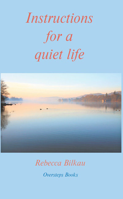 'Instructions for a quiet life': cover