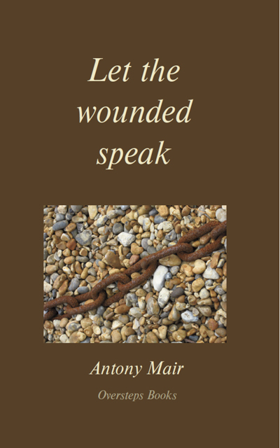'Let the wounded speak': cover